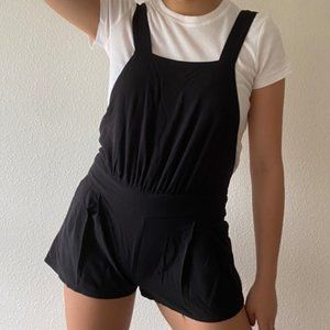 Urban Outfitters Classy cute black overalls